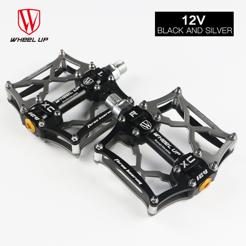 ФОТО Ultralight bike pedals mtb Aluminum/Alloy mountain bicycle pedal bicycle mtb pedals