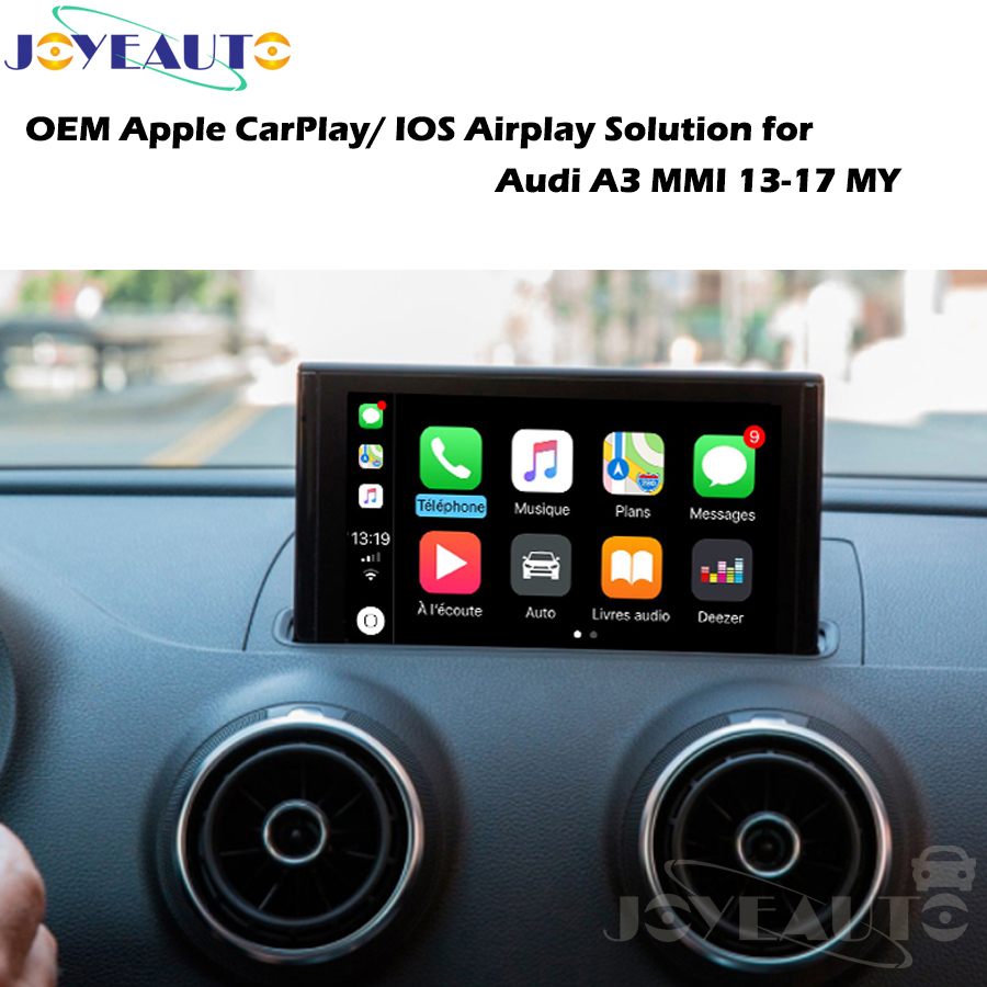 Car Adapter Multimedia A G MMI Smart CarPlay Box OEM Apple Carplay - Audi car play
