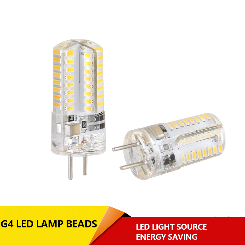 Us 18 0 Mini G4 Led Lampe 3014 Led Lampe 3w 5w Ac Dc 12v Ac220v Led G4 Smd Licht 360 Abstrahlwinkel Kronleuchter Lichter Ersetzen Halo In Led Bulbs