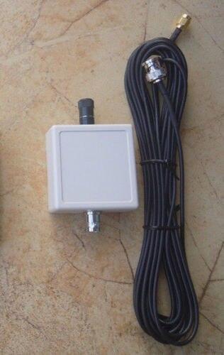 bilder für RTL-SDR unterstützung lange-antenne 9:1 impedanz transformator + 6 Mt Langen draht