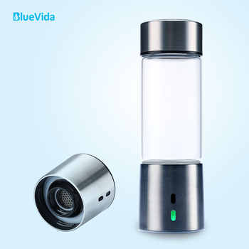 BlueVida Pure 3000ppb Hydrogen Rich Water Generator with SPE&PEM Dual chamber Technology(304 Stainless Steel design) - DISCOUNT ITEM  50 OFF Home Appliances