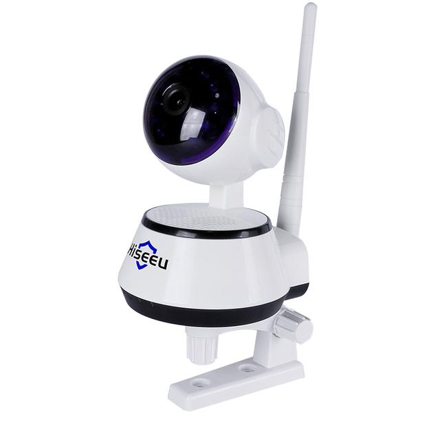 720 p cámara ip wi-fi wireless home cámaras de vigilancia de seguridad wifi cámara ip día/visión nocturna cctv alarma automática hiseeu fh2a