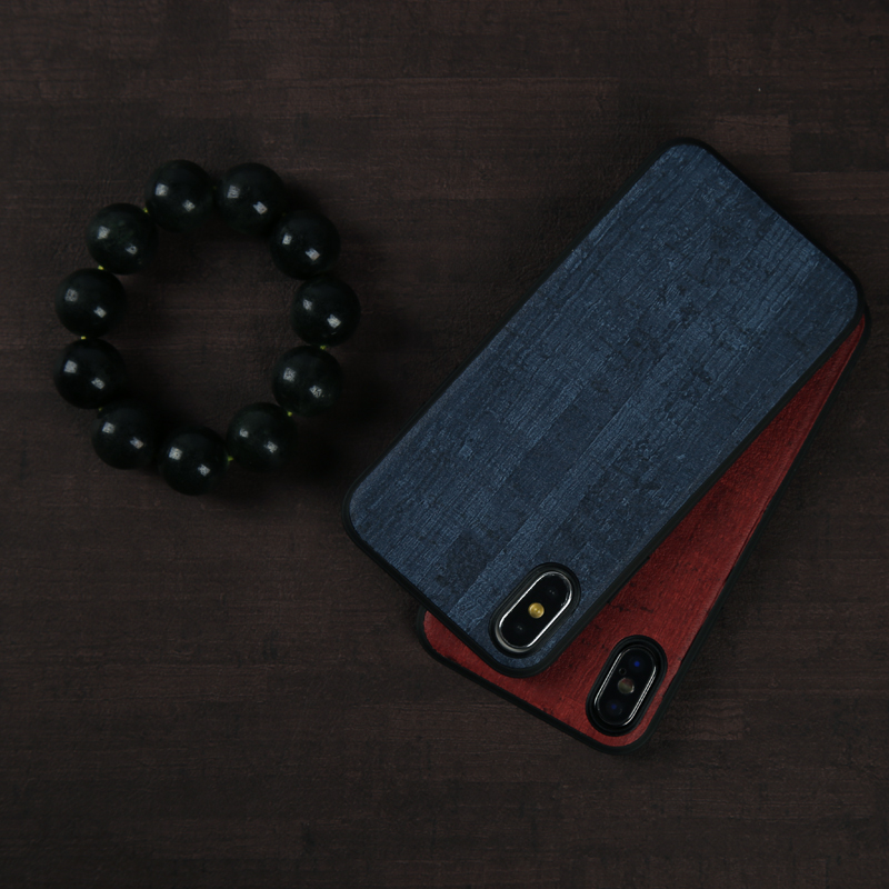 10 PS Bas prix Téléphone étuis pour iphone X Xs Max Couverture Bois grain PU En Cuir TPU Silicone étui pour iphone 6 6 S 7 8 Plus Shell