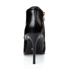 Autumn Winter Pointed Toe Ankle Boots