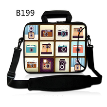 Cameras 11.6 13.three 13 15.6 11 12 14 15 17 inch Pc laptop computer pocket book pill baggage case messenger Shoulder bag males girls