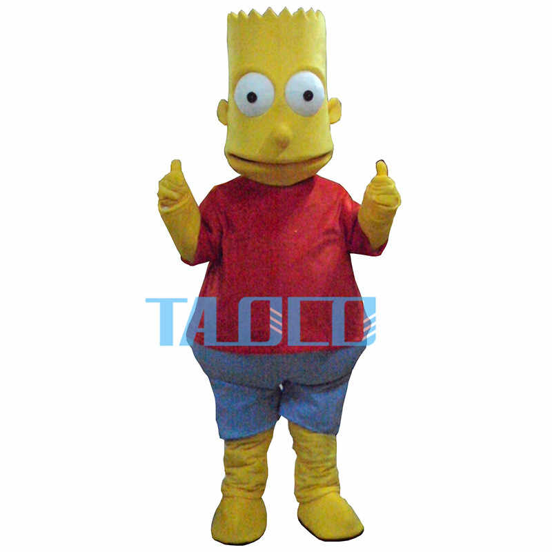 Detail Feedback Questions about New Bart Simpson Mascot Costume Cosplay  Fancy Dress Outfit Free Shipping Adult on Aliexpress.com | alibaba group
