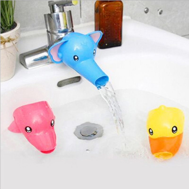 Reach It Tap Extende Baby Kids Silicone Faucet Extender Sink Handle Extender Bath Faucet Extender for Toddlers 2Pack Faucet Extender Baby Bath Faucet Cover