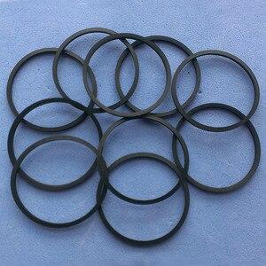 "Image 1 - 20 יחידות חגורות מכונה קלטת נגן DVD CD חגורת נהג 25 מ""מ 30 מ""מ 35 מ""מ 38 מ""מ 40 מ""מ 45 מ""מ מעורב אריזה"