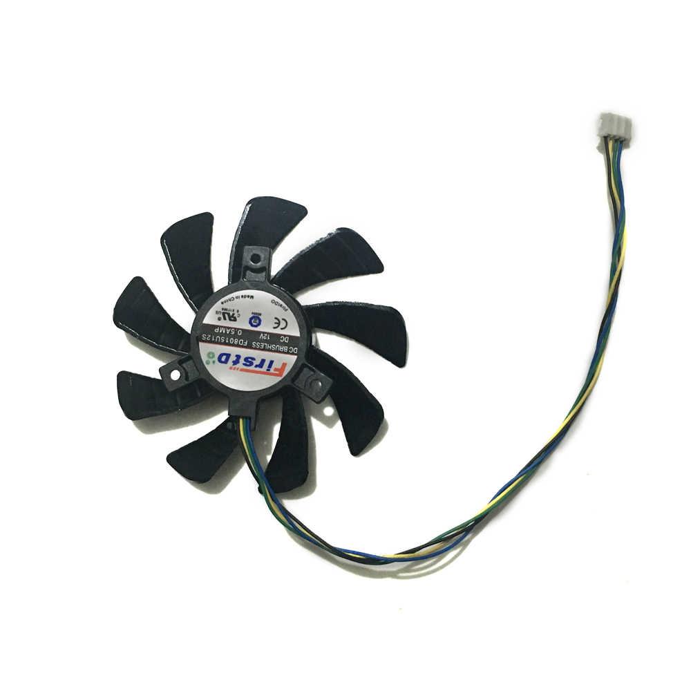 85MM Fan R7 360/260X/265 GPU VGA Cooler For Radeon HIS R7