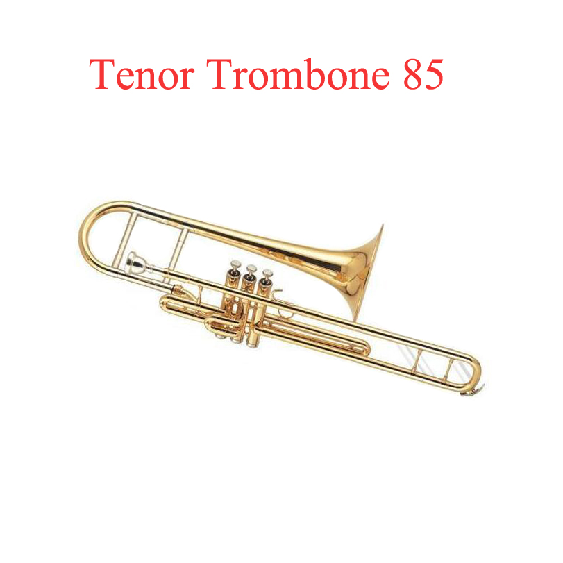 Three Key Tenor Trombone 85 Alloy Copper Speaker Tuba Brass Instrumentos Musicais Profissional Valve Trombone hot brand new gold lacquer eb alto trombone student horn nice tone instrumentos musicais profissionaltuba brass
