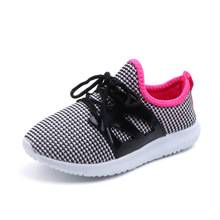 COZULMA New Girls Sport Shoes Boys Sneakers Spring Summer Kids Casual For White Red No-Slip Light Outdoor