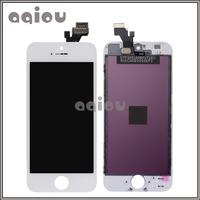 10Pcs Lot 4 0 LCD Display For Apple IPhone 5 Touch Screen 5S 5C Assembly With