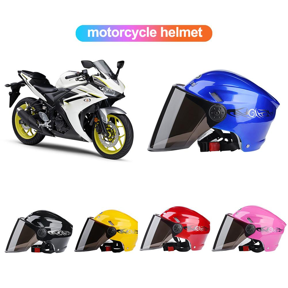Unisex Summer Motorbike Cycling Helmet Electric Car Helmet For Women Men Lightweight Outdoor Sports Mountain Road Bike Helmet(China)