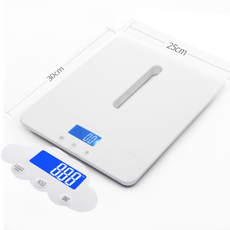 Multi-Function Digital Baby Scale Measure Baby/Adult Weight Accurately,Capacity with Precision of 10g, KG/OZ/LB, Length 60cm