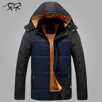 New Arrival Winter Jacket Men Thick Padded Parka Men Jacket Coat Russian Wadded Casual Fashion Warm Cold Overcoat Male Brand