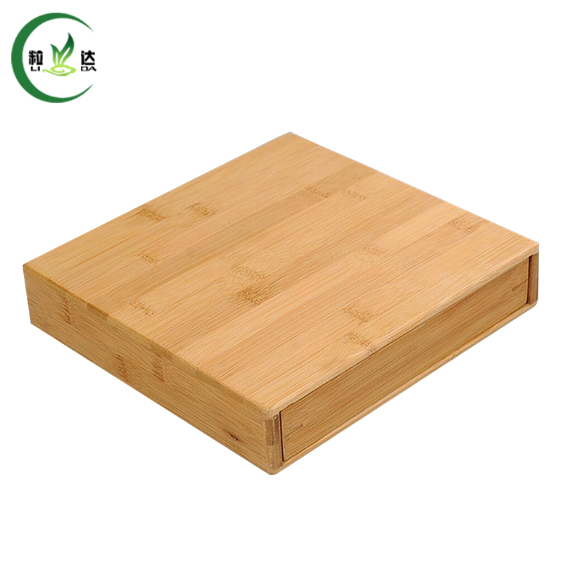 3 Different Styles High Quality Tea Box Rectangle Bamboo Tray Tea Cake Box Puer Tea White Tea Cake Cha He ...