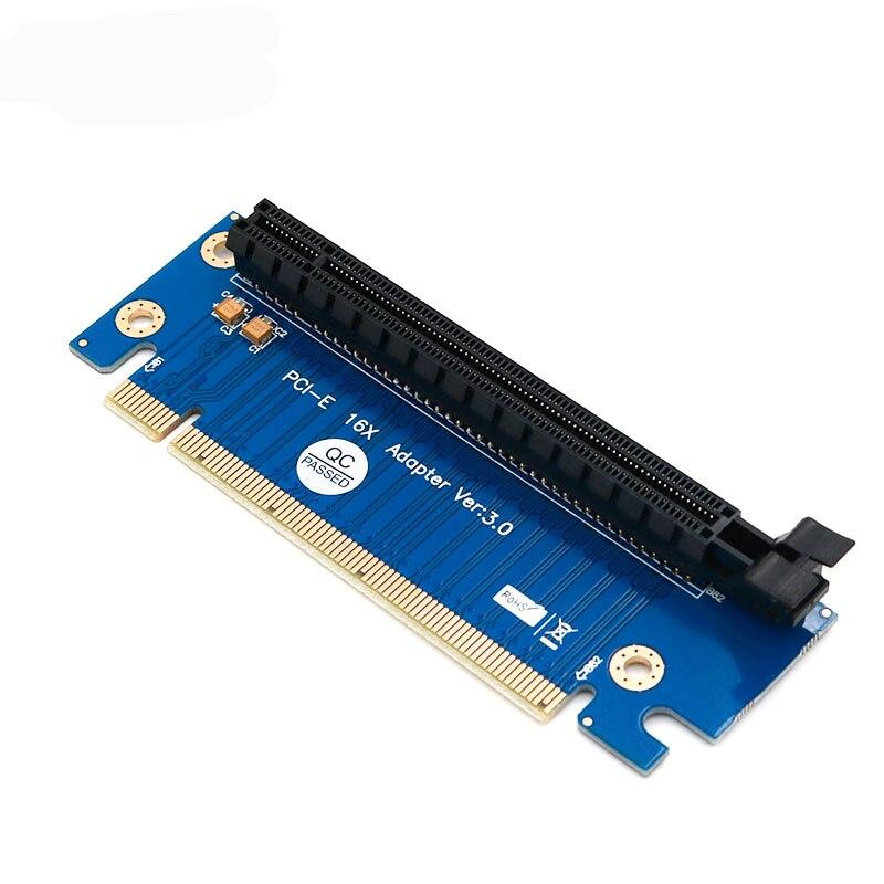 Pci Express 16x Riser Card Pcie Riser Graphics Card Pci E Pci E Riser Adapter Pci E 16x To 16x Raiser Card For 1u 2u Host Add On Cards Aliexpress