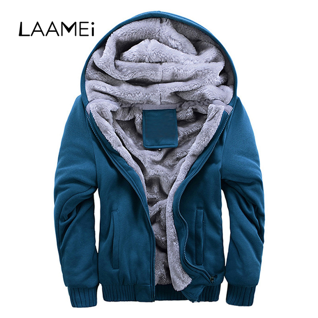 Laamei Streetwear Masculino Sportwear hoodies do Revestimento do Revestimento dos homens Jaqueta Homens Basculador Casaco Veste Homme Inverno Casaco Com Capuz Casacos 2019