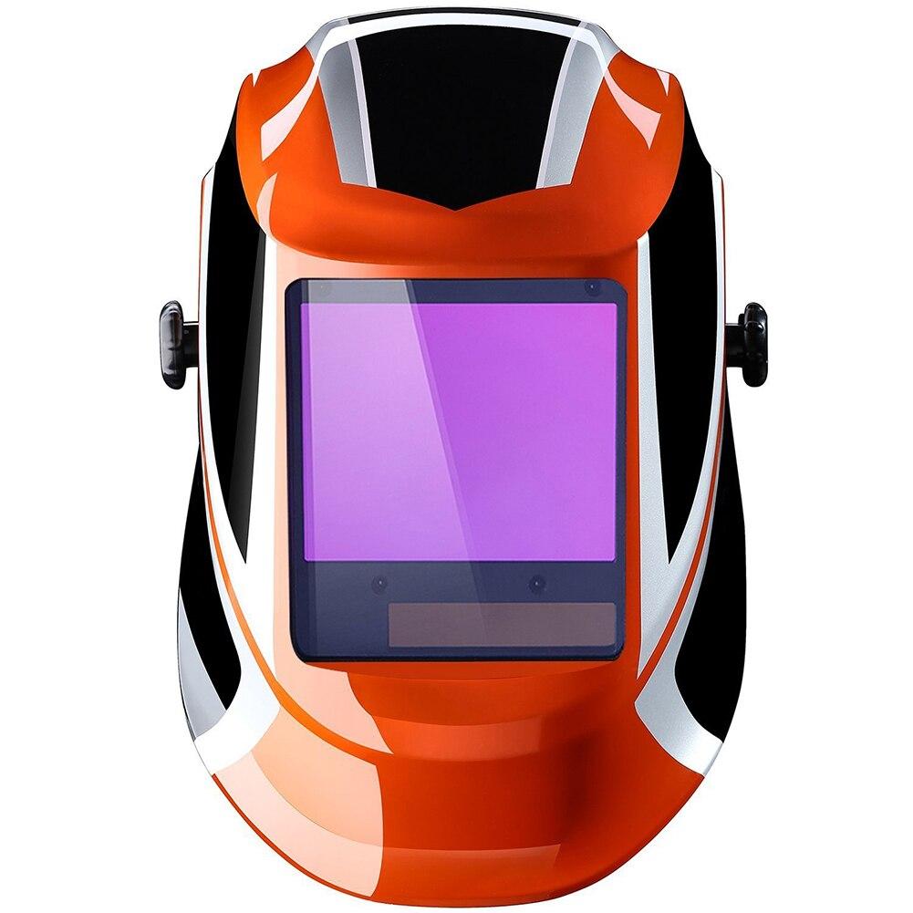 Solar Auto Darkening Welding Mask Welder Hood Helmet For Mig Tig Arc Welder