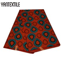 hot deal buy yantextile african print wax fabric ankara dresses for women super daviva wax print fabric 6 yards polyester quality hot selling