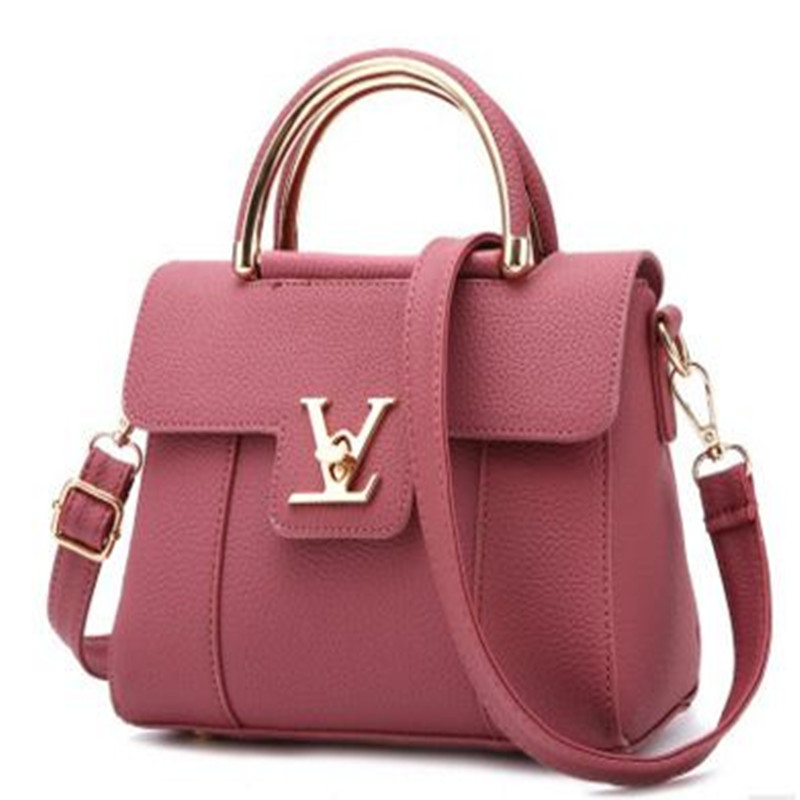 Aliexpress.com : Buy 2016 New Women Small Leather Shoulder bags ...