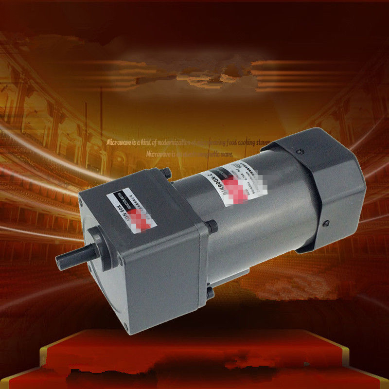 90W 5IK90GN Single-phase 220V AC Vertical Micro Gear Motor Constant Speed High Torque meinl nino19r