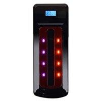 Mobile Power 22000Mah Portable Emergency Battery Charger Car Starter Smart Clip Light Bar Power Bank Dc12V Us Plug