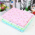 60 * 80 cm old adult baby knitting lace cotton waterproof insulation urine pad nursing pad menstrual pad