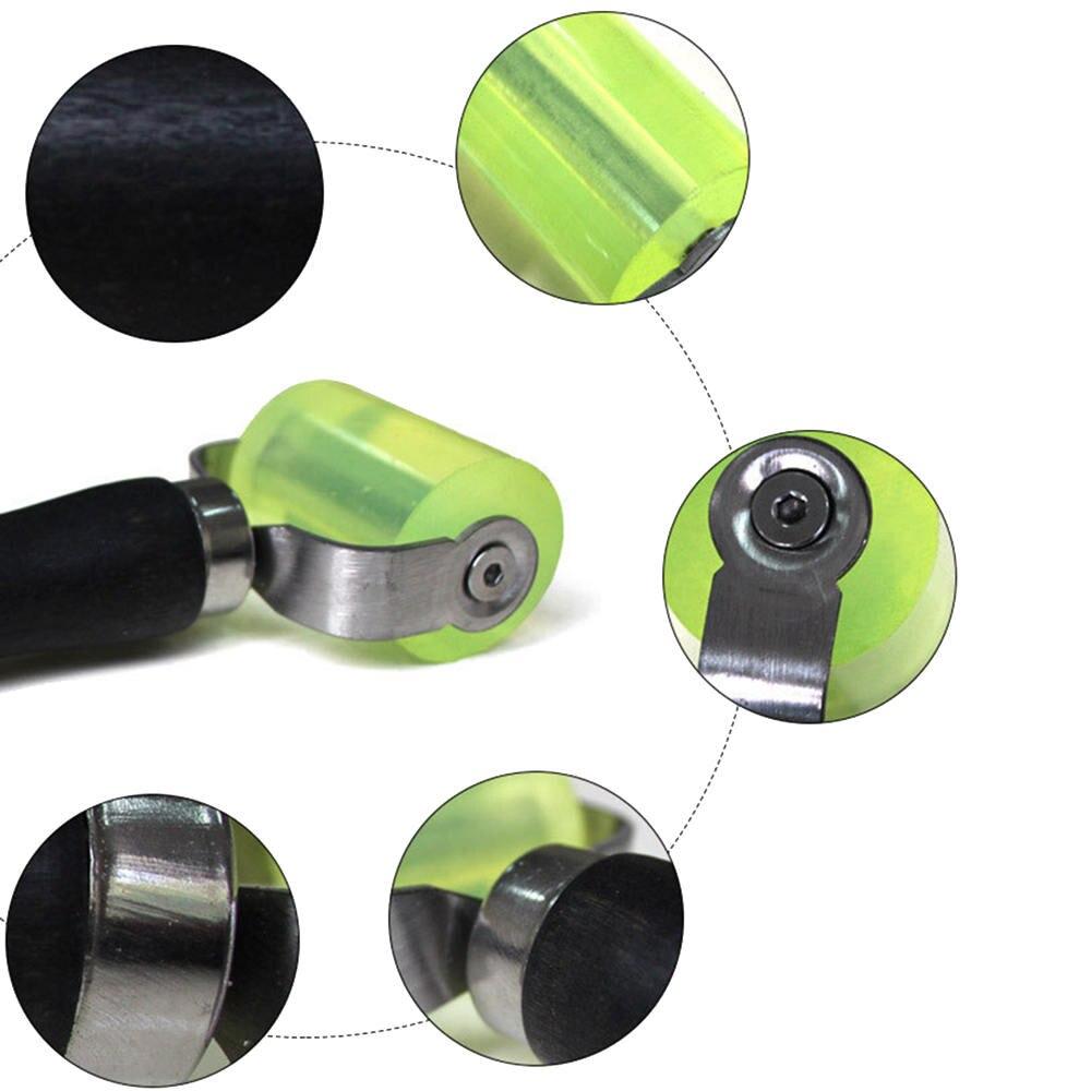 1PCS Application Roller Car Sound Deadener Voice Insulation Cotton Rolling Wheel Car Noise Cotton Roller
