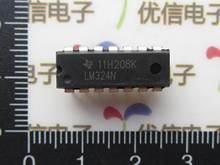LM324N DIP-14 quad op amp-A1079