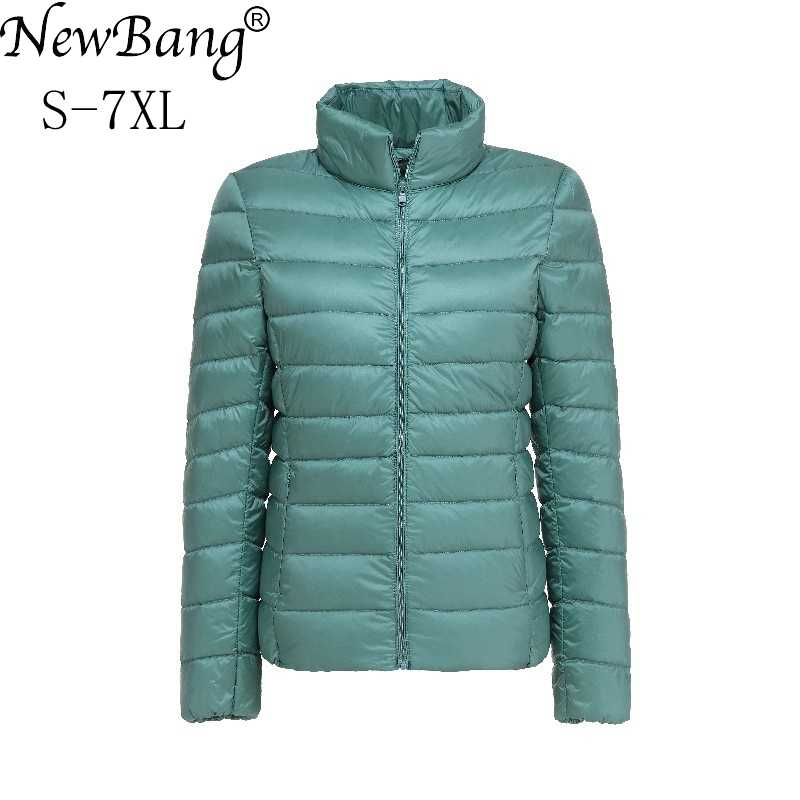 67e584673 Detail Feedback Questions about NewBang Brand Womens Down Coat ...