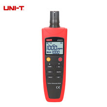 цена на UNI-T UT337A CO Detector High Accuracy Gas Analyzer Meter Carbon Monoxide Meter Analizador With Sound/Light Alarm LCD Display