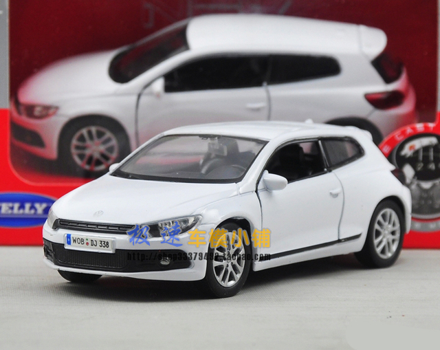 free shipping, Wyly WARRIOR volkswagen scirocco double door gift alloy car model