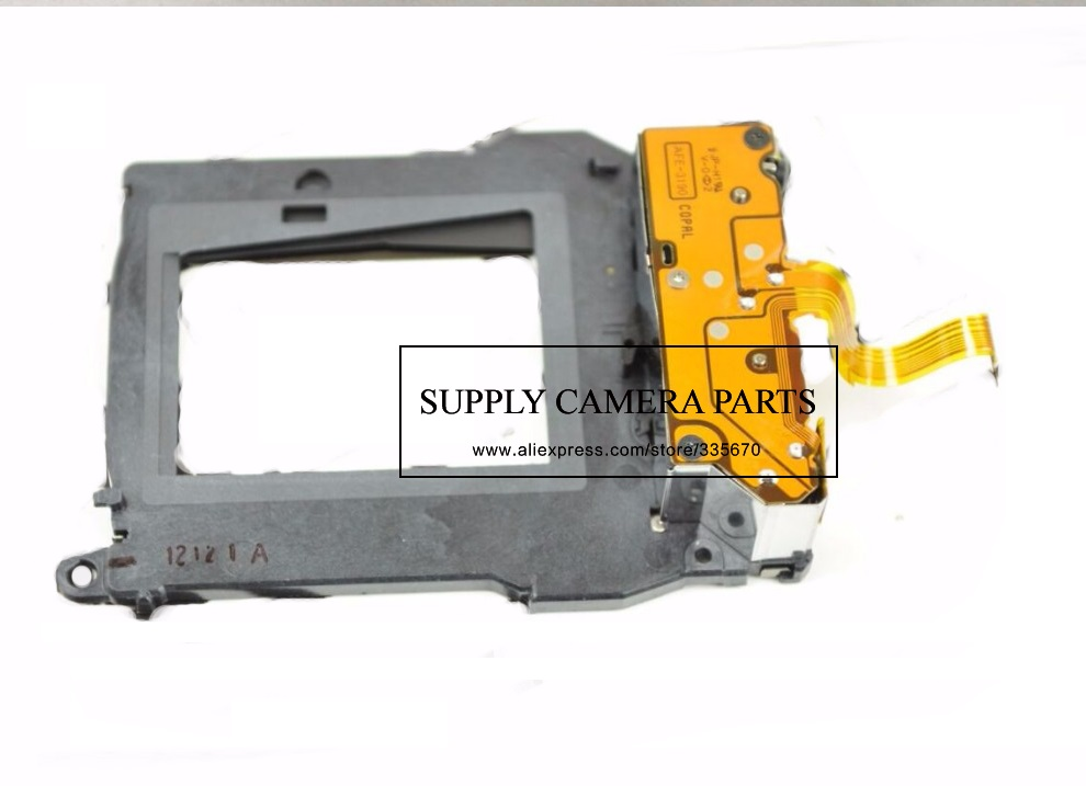 Free shipping! New  SLR digital camera repair replacement parts A99 shutter group for Sony A99 A99V 100%new for nikon d5500 top cover camera replacement unit repair parts