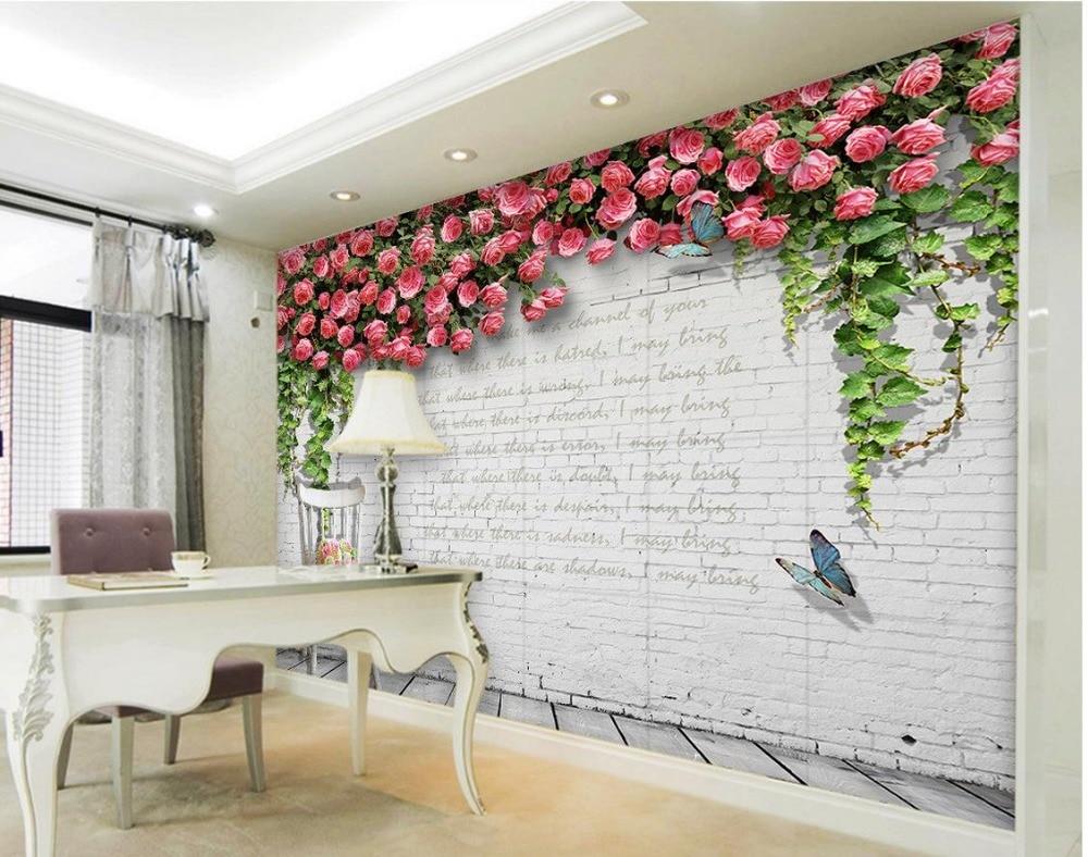 Aliexpress Com Buy Large Custom Mural Wallpapers Living: Popular Peace Wallpapers-Buy Cheap Peace Wallpapers Lots