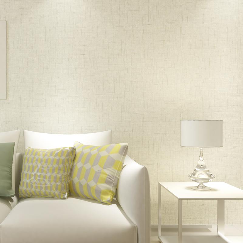 Leinen Wand Papier-kaufen Billigleinen Wand Papier Partien Aus ... Einfaches Schlafzimmer Schrge Braun Beige