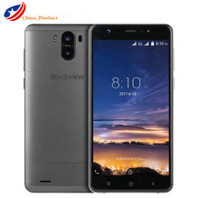Original new Blackview R6 Lite Android 7.0 SmartPhone Dual Rear Cameras 5.5 inch MTK6580 Quad Core 1GB RAM 16GB ROM 8MP Cam 3G C
