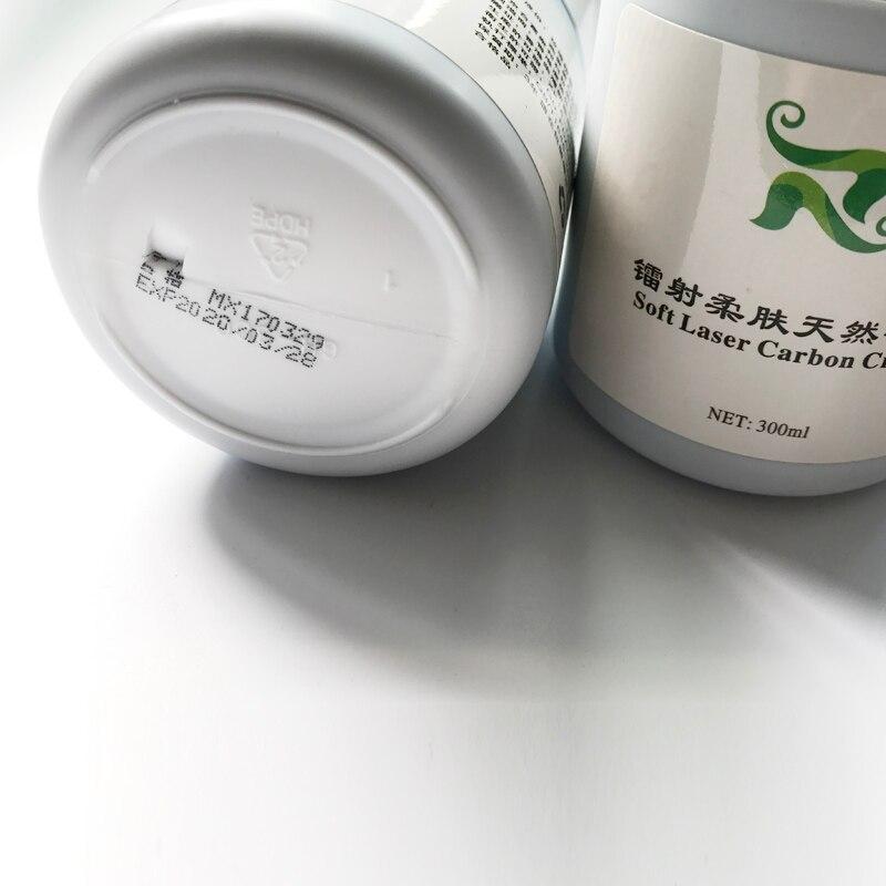 300ml Soft Laser Carbon Cream gel för nd yag laser hudföryngring - Sjukvård - Foto 4