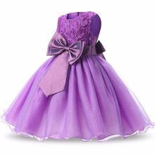 Girls Party Princess Vestidos Nina Dress