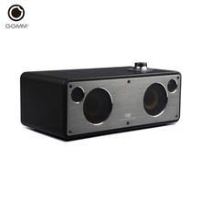 GGMM Wi-Fi Subwoofer Wireless Bluetooth Speakers Stereo Audio Receiver Speaker Bass Sound for Home Theatre System Music Player