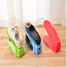 Modern Double Three-dimensional Shoe Rack Creative Cleaning Storage Living Room Convenient Shoebox Shoes Organizer Stand Shelf