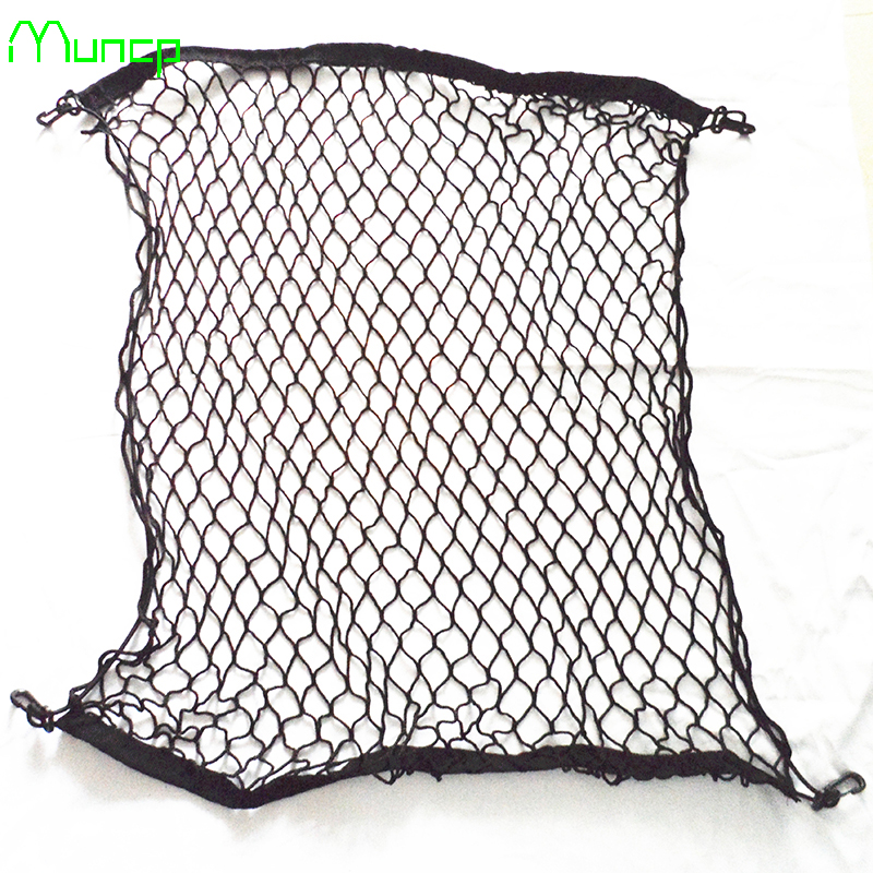 Muncp Car Trunk Net Bags Storage string Bag For Infiniti