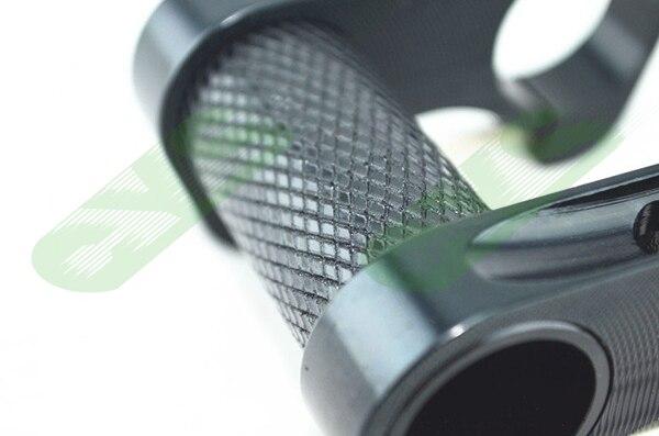 94g creux double courte tige pliante en alliage T à TT tube réaménagement 25.4mm pour SP8 SP18 JAVA vélo pliant rouge/argent/or/noir
