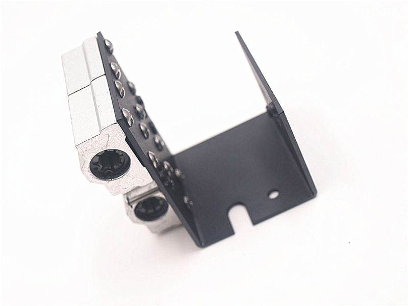 Funssor Reprap 3D Printer Prusa I3 Anet All Metal X Carriage For MK8 Extruder 45mm Rod