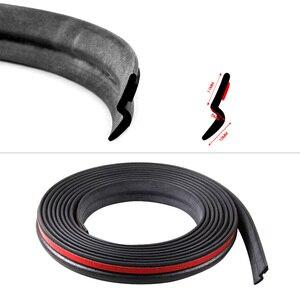 Image 5 - New Z 2M 3M Car Car Seal Strip Type Weatherstrip Rubber Seals Trim Filler Car Door Rubber Seals Noise Insulation Car Accessories