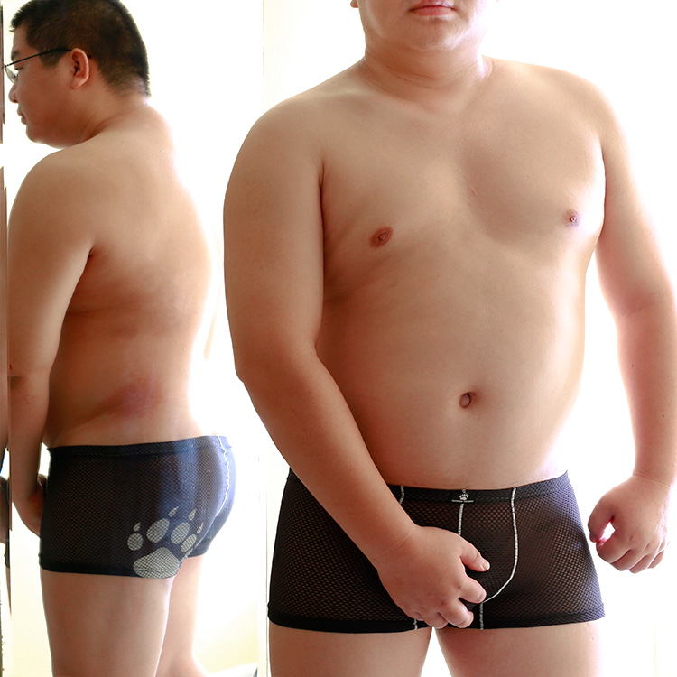 Sexy plus size men