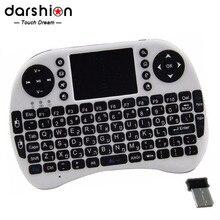 HEBREW keyboard Mini keyboard for PAD and mobile phone wireless USB 2 4G keyboard lithium battery