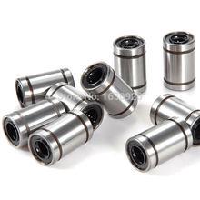 Frete grátis LM5UU Linear Bucha 5mm CNC Rolamentos Lineares