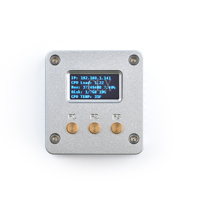 Image 2 - Nanopi NEO2 جميع طقم أغطية معدنية من الألومنيوم مع شاشة أوبونتو OLED