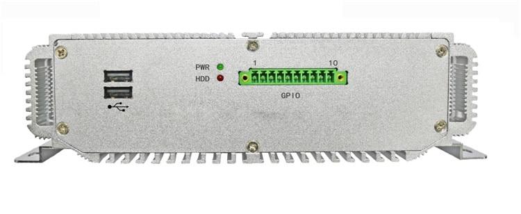 Rackmount Rails J1900 2.0GHZ 32G SSD 2G RAM 32G Harddisk Industrial Computer (LBOX-J1900)
